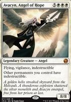 Iconic Masters Foil: Avacyn, Angel of Hope