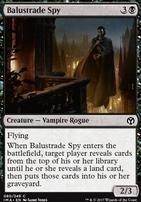 Iconic Masters Foil: Balustrade Spy