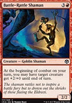 Iconic Masters: Battle-Rattle Shaman
