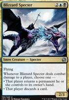 Iconic Masters Foil: Blizzard Specter