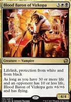 Iconic Masters Foil: Blood Baron of Vizkopa