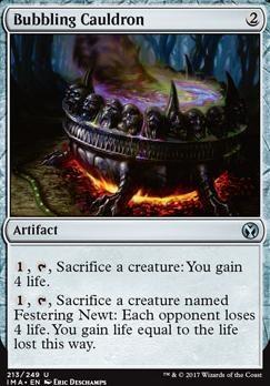 Iconic Masters: Bubbling Cauldron