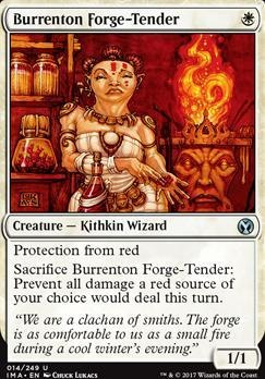 Iconic Masters: Burrenton Forge-Tender