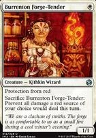 Iconic Masters Foil: Burrenton Forge-Tender