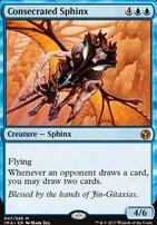 Iconic Masters: Consecrated Sphinx