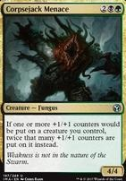 Iconic Masters Foil: Corpsejack Menace