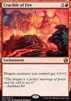 Iconic Masters Foil: Crucible of Fire