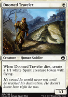 Iconic Masters: Doomed Traveler