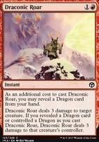 Iconic Masters: Draconic Roar