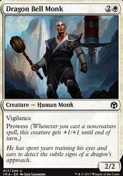 Iconic Masters: Dragon Bell Monk