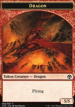 Iconic Masters: Dragon Token (5/5)