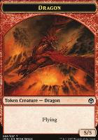 Iconic Masters: Dragon Token (5/5)
