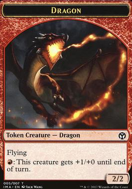 Iconic Masters: Dragon Token (2/2)