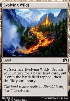 Iconic Masters: Evolving Wilds