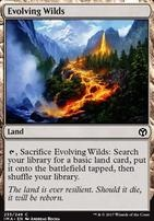 Iconic Masters Foil: Evolving Wilds