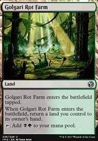 Iconic Masters: Golgari Rot Farm