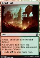 Iconic Masters Foil: Gruul Turf
