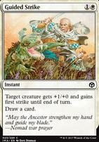 Iconic Masters: Guided Strike