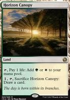 Iconic Masters Foil: Horizon Canopy