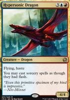 Iconic Masters: Hypersonic Dragon