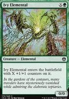 Iconic Masters: Ivy Elemental