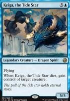 Iconic Masters Foil: Keiga, the Tide Star