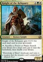 Iconic Masters: Knight of the Reliquary