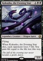 Iconic Masters: Kokusho, the Evening Star
