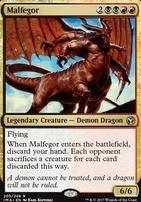 Iconic Masters: Malfegor