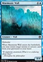 Iconic Masters: Mnemonic Wall