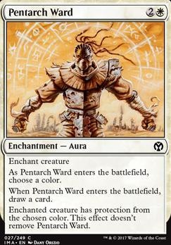 Iconic Masters: Pentarch Ward