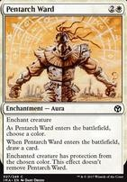 Iconic Masters Foil: Pentarch Ward