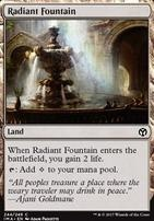 Iconic Masters Foil: Radiant Fountain