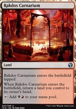 Iconic Masters: Rakdos Carnarium