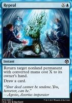 Iconic Masters Foil: Repeal