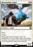 Iconic Masters Foil: Restoration Angel