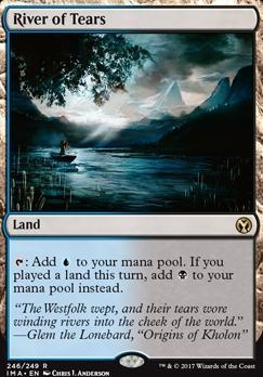 Iconic Masters: River of Tears