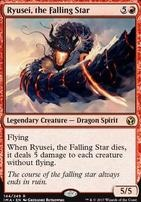 Iconic Masters: Ryusei, the Falling Star