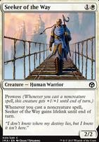 Iconic Masters: Seeker of the Way