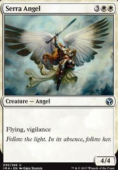 Iconic Masters: Serra Angel