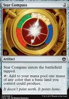 Iconic Masters: Star Compass