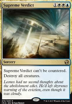 Iconic Masters: Supreme Verdict