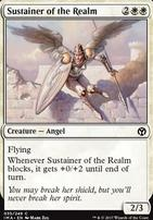 Iconic Masters Foil: Sustainer of the Realm