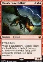 Iconic Masters: Thundermaw Hellkite