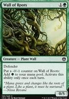 Iconic Masters: Wall of Roots