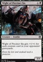 Iconic Masters: Wight of Precinct Six
