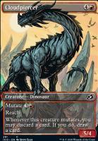 Ikoria: Lair of Behemoths Variants Foil: Cloudpiercer (Showcase)