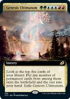 Ikoria: Lair of Behemoths Variants Foil: Genesis Ultimatum (Extended Art)