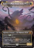 Ikoria: Lair of Behemoths Variants: Nethroi, Apex of Death (Biollante, Plant Beast Form - Godzilla Series)