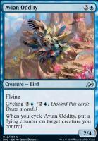 Ikoria: Lair of Behemoths Foil: Avian Oddity